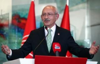 Kılıçdaroğlu: Cumhurbaşkanlığı adaylığı...