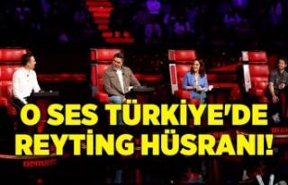 O Ses Türkiye'de reyting hüsranı!