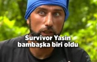 Survivor Yasin estetikten sonra bambaşka biri oldu