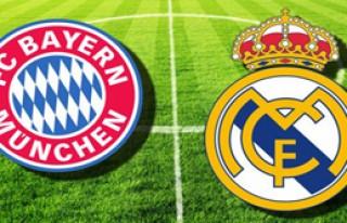 Bayern Real'i 90' da devirdi