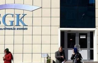 SGK Başkanı uyardı:O borçlar siliniyor...