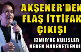 'İzmir'deki oy oranımız...'