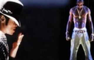 Jackson Hologramı İle Turne Yapacak