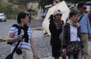 Kapadokya, Turistlere Kaldı