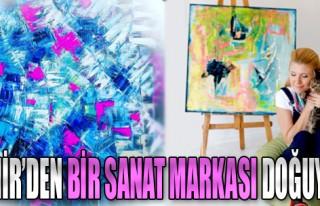 İzmir'den Bir Sanat Markası Doğuyor