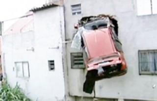 Sürücü Pilotluğa Özenince…