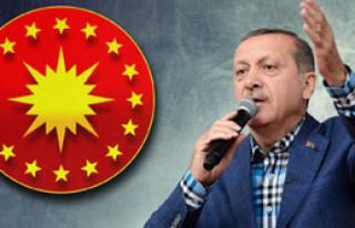 Erdoğan'dan Menbiç Mesajı
