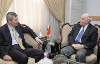 Irak'tan Türk Büyükelçisine Uyarı