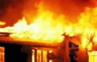 Ataşehir'deki Kazada Baba ve Kızı yanarak Hayatını...