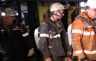 Rusya'da Maden Faciası