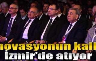 İnovasyonun Kalbi İzmir'de Atıyor