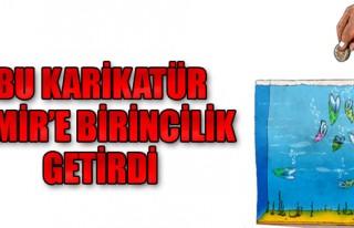 O Ödül İzmir'e Geldi