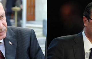 Erdoğan'dan Hollande'ye Tebrik Telefonu