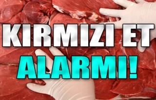 Kırmızı Et Alarmı