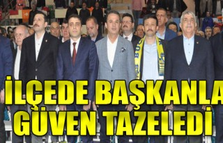 AK Parti İzmir'de kongre maratonu
