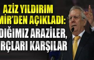 Yıldırım, İzmir'den açıkladı: Aldığımız...