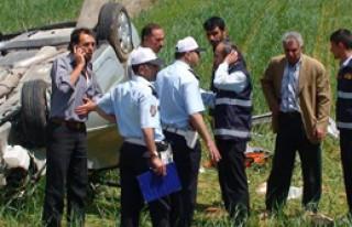 Konya'da Ölümcül Kaza