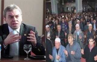 Milletvekili'nden Deprem Duası