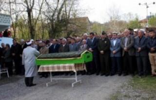 Kastamonu'da İntihar Eden Polis Zonguldak'ta Toprağa...