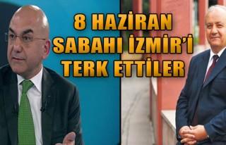 İzmir'i Terk Ettiler