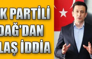 'HDP İnsan Öldürerek Oy Aldı'