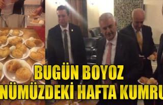 Bakan Yıldırım'ın İzmir Mutfağı