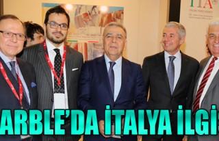 MARBLE'da İtalya İlgisi
