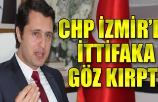 CHP'li Yücel, İzmir'de ittifaka göz kırptı
