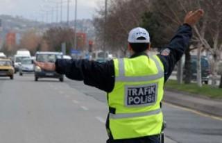 Trafik Polisini Isıran Sarhoş Sürücüye 11,5 Yıl...
