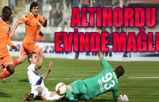 Altınordu 1-2 Adanaspor