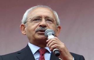 Kılıçdaroğlu Zonguldak Mitinginde Konuştu