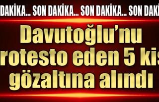 İzmir'de 5 Kişi Gözaltına Alındı
