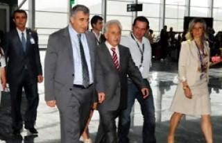 Milas-Bodrum Havalimanında Yeni Dış Hatlar Terminali...