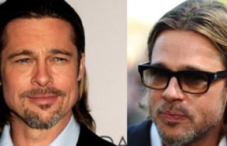 Parfüm Yüzü Brad Pitt