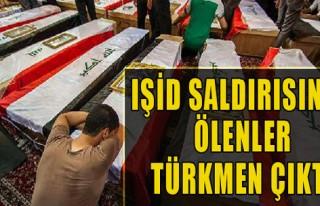 Hepsi Türkmen Çıktı
