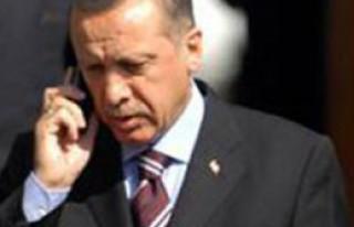 Erdoğan, Gazetecilerle Görüştü