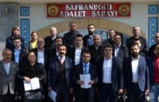Chp Lideri Kılıçdaroğlu'na Suç Duyurusu