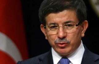 Davutoğlu'nun  Suriye Gündemi