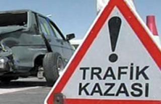 Kayseri'de Trafik Kazası: 4 Ölü