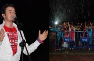 Konsere Yağmur Engeli