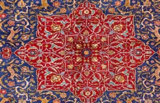 'Osmanlı Halı Sanatı' Sergisi