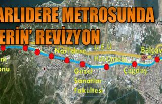 Narlıdere Hattı 'Derin Tünel' Olacak