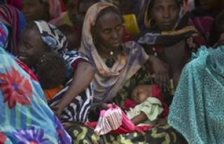 Nijer'de 6 Milyon Kişi Açlık Sınırında