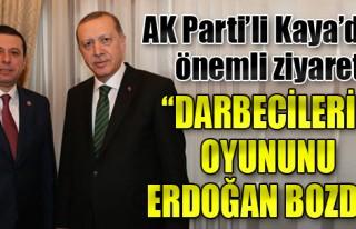 'Darbecilerin Oyununu Erdoğan Bozdu'
