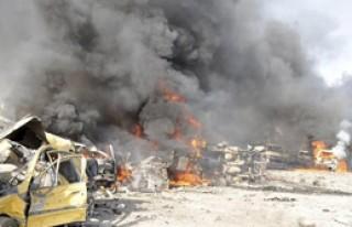 Şam'da iki Büyük Patlama