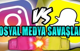Sosyal Medya Savaşları: Instagram vs Snapchat