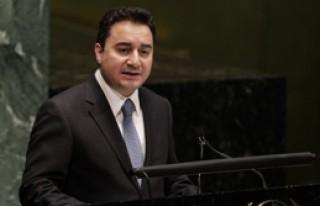 BM Genel Kurulu'nda Avrupa'ya Mesajlar