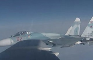 Rusya ve NATO Havada Karşılaştı