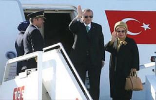 Erdoğan'ı Brüksel'de O Karşıladı