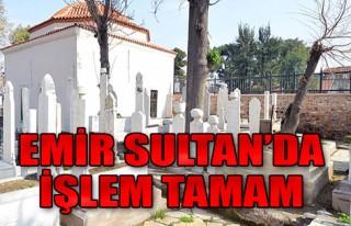 Emir Sultan Restorasyonu Tamamlandı